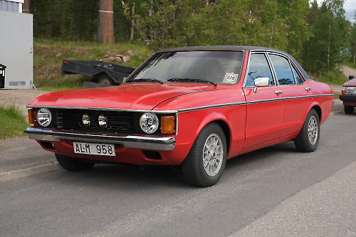 Ford Granada Electric